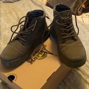 Dr doc martens men's canvas boot